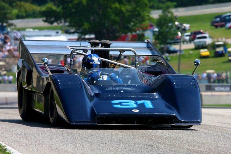 McLaren M8 - Karl Bullock