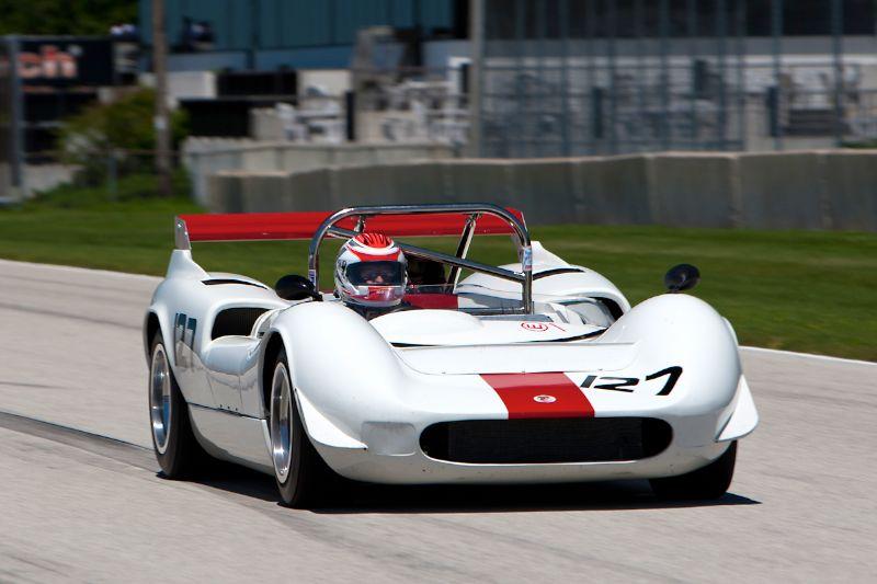 #127 Anthony Taylor - 1967 McLaren M1B