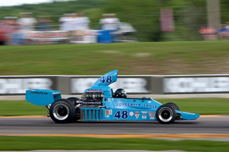 #48 Tom Malloy - 1975 Gurney Eagle F5000