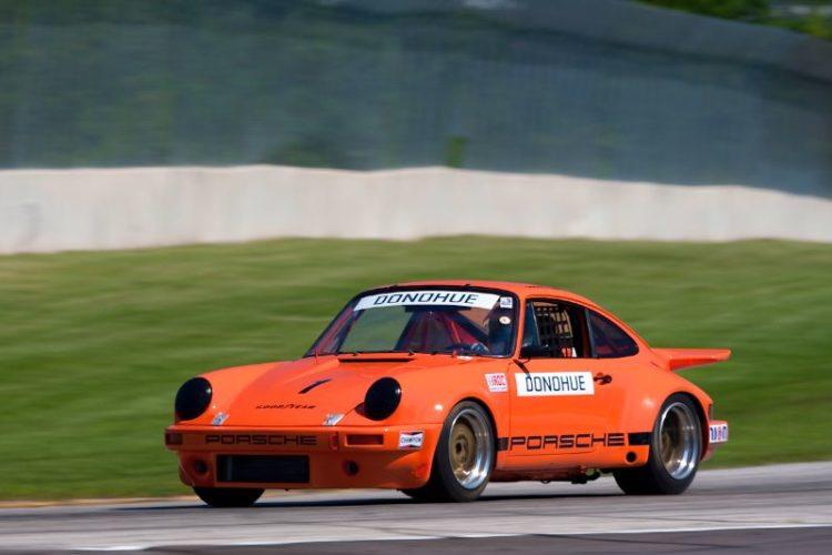 1974 Porsche 911 IROC - Joe Hish