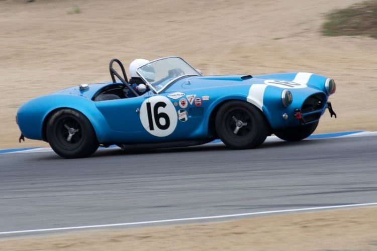 1969 FIA Cobra 289 driven by Lynn Park.