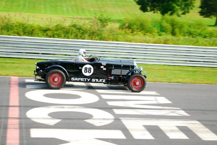 1928 Stutz Sports - William Holmam.