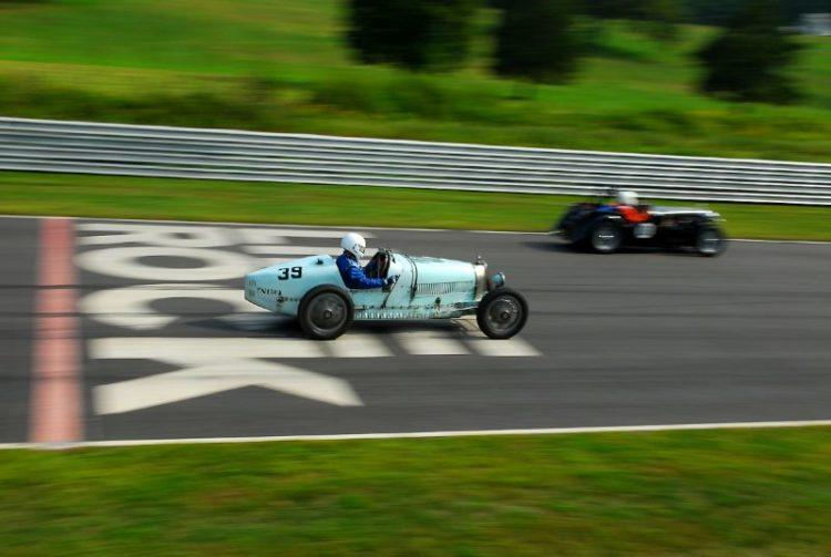 1925 Bugatti Type 39, David Hands.