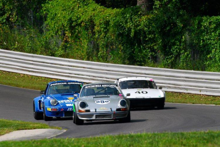 #050 - 1972 Porsche 911ST - Richard Strahota,