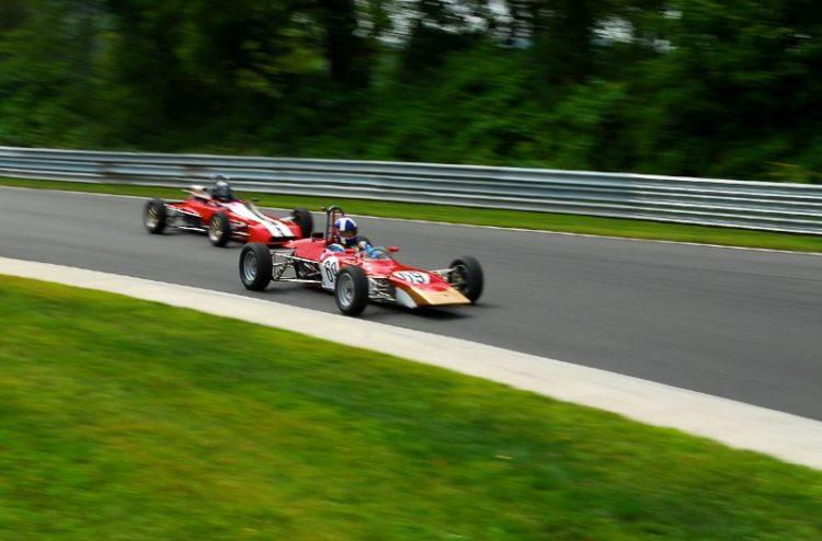 1971 Lotus 69 FF David Porter.