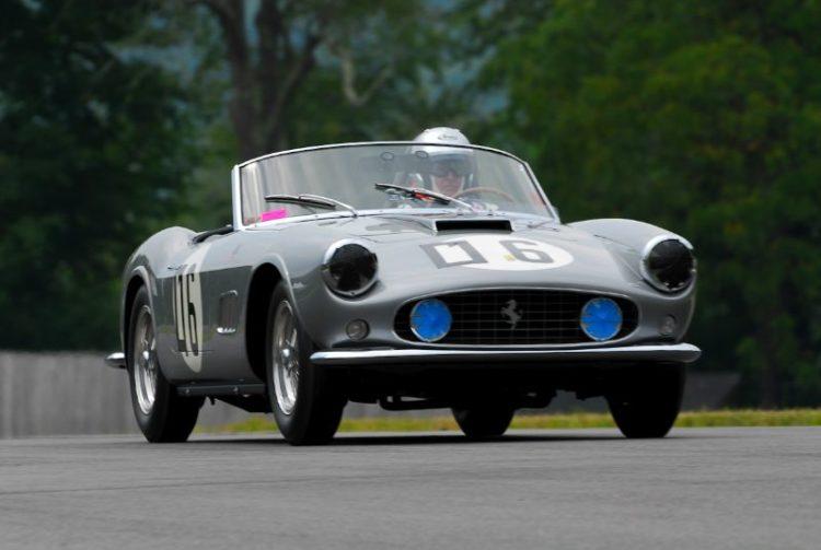 1959 Ferrari 250 GT Spyder - Martin Gruss.