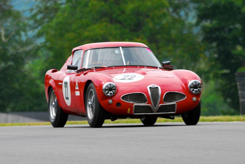 1953 Alfa Romeo CM 3.5 - Joe Colasacco.