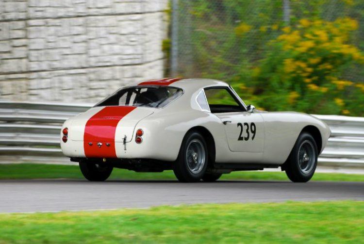 1959 Ferrari 250 GT Interim - Lu Lu Wang