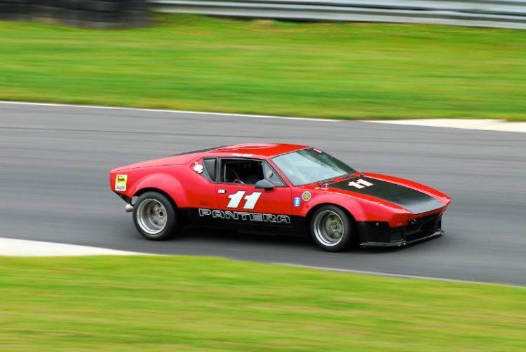 1972 Pantera GR4 - Rick Bell.