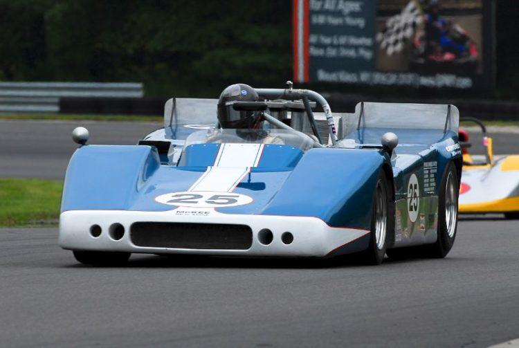1967 McKee Mk10 Can-Am - Norm Cowdrey.