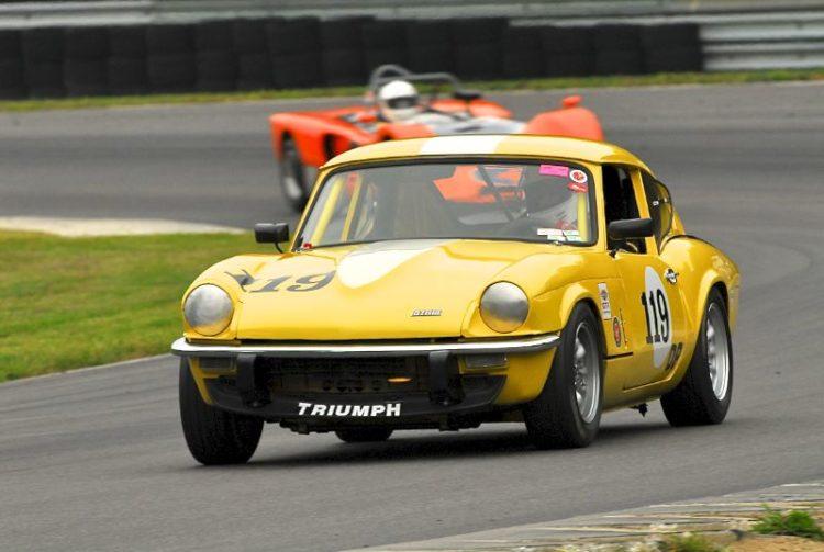 1972 Triumph GT6 Mk3 - Paul King.