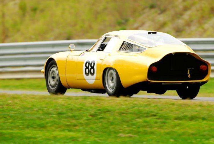 1963 Alfa Romeo TZ - Joe Colasacco.