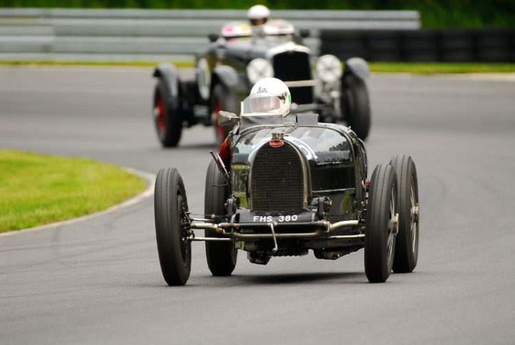 1932 Bugatti Type 51.