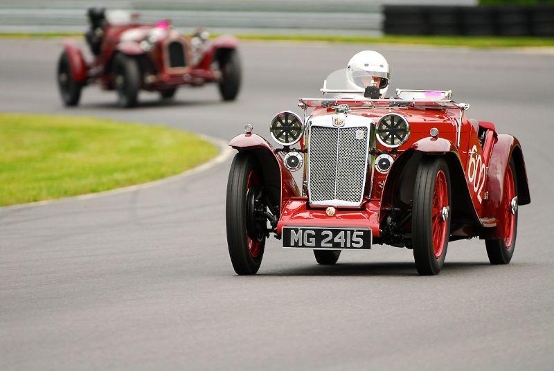 1933 MG-L2 Magna - Chris Nowlan.