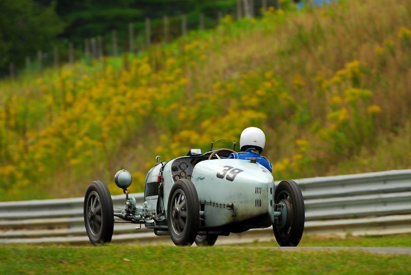 1925 Bugatti Type 39 - David Hands.