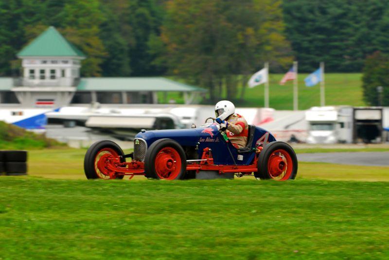 1932 Plymouth Sprinter, George Holman.