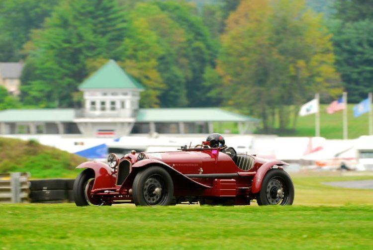 1938 Alfa Romeo Volpi Special - David George.