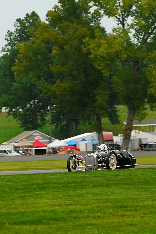 1938 Morgan F Type TRike Chris Towner.
