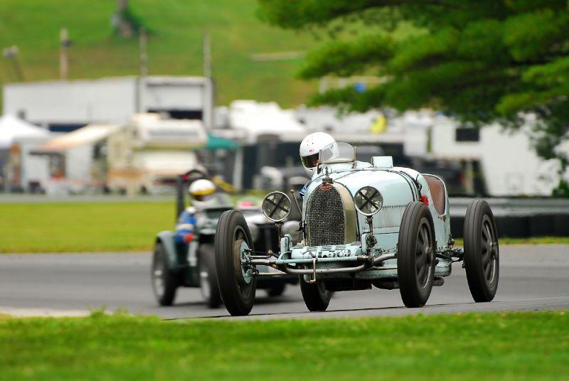 1929 Bugatti Type 37A - Tom Clifford.