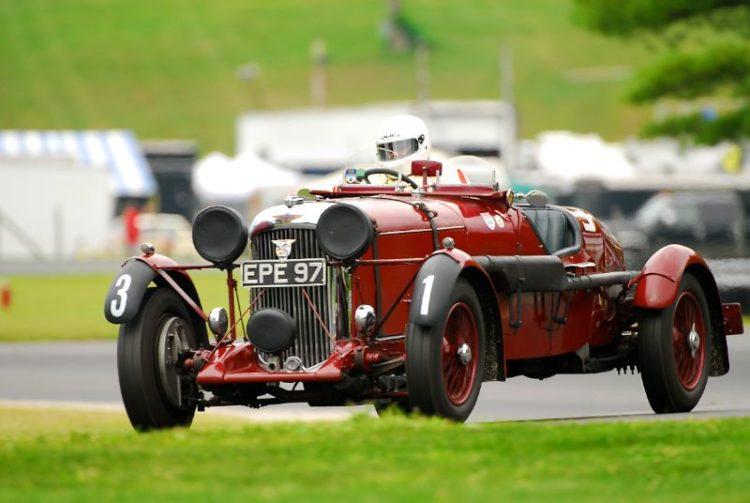 1936 Lagonda LG45 U - Daniel Ghose.