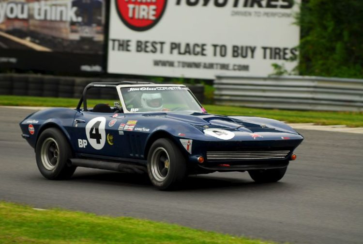 1966 Corvette - Bill Bogner.