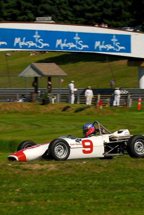 1969 Caldwell D9- Jonathan Goring.