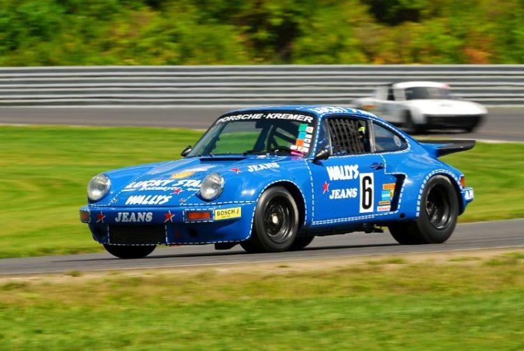 1974 Porsche 911 RSR - Robert Newman.