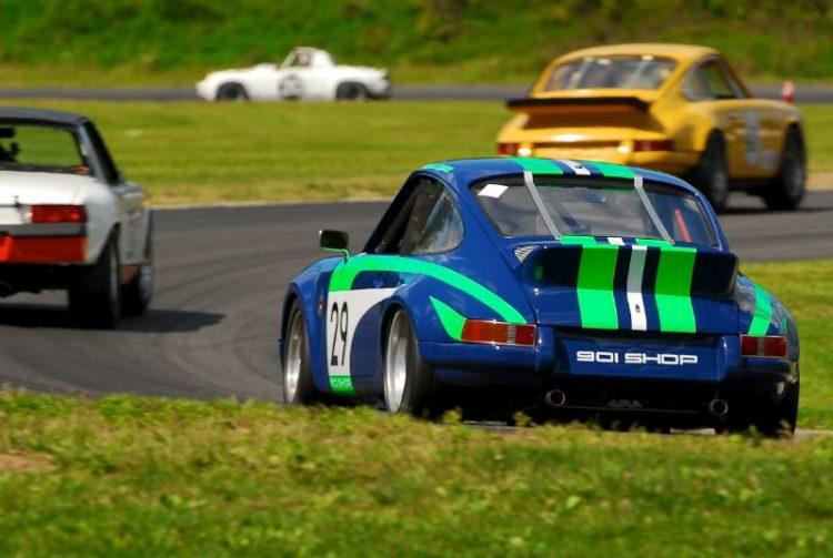 1972 Porsche 911 - Roger Johnson.