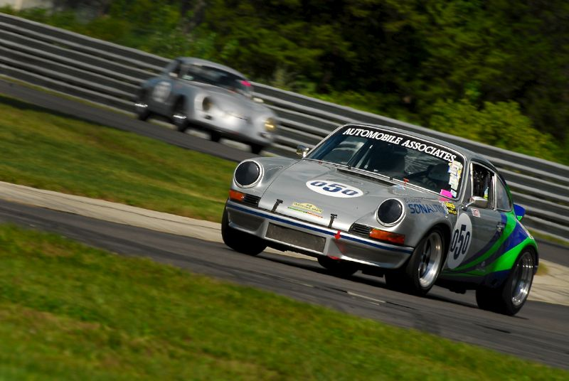 1972 Porsche 911 ST- Richard Strahota.
