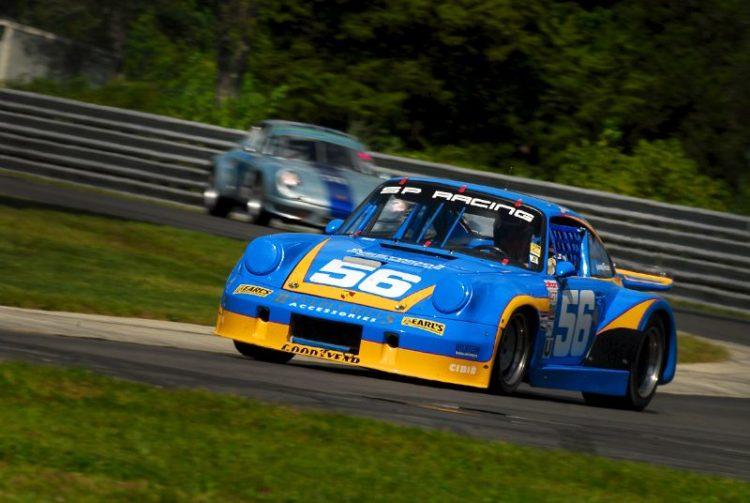 1972 Porsche 911 RSR - John Brice.