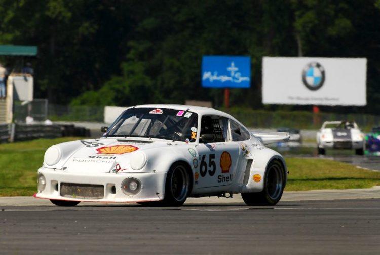 1974 Porsche 911 Carrera RSR- Stephan Bauer.