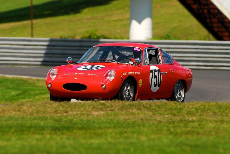 1963 Fiat Abarth 1000- Mahlon Craft.