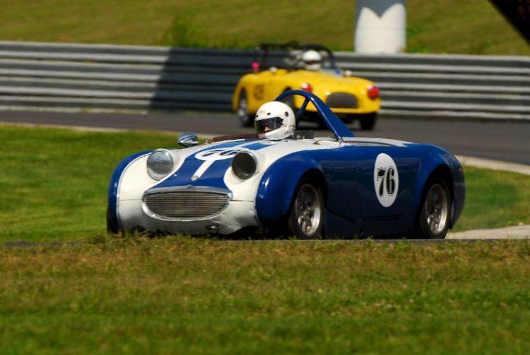 1959 Austin-Healey Sprite- John Travers.