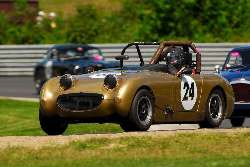 1959 Austin-Healey Sprite- William Timpson.