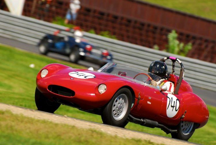 1959 Osca 750 Sport - Mitch Eitel.