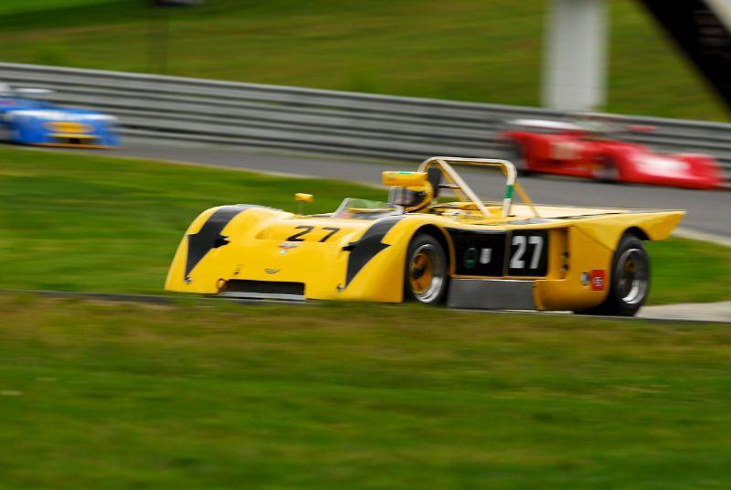 1971 Chevron B19- Laurence Kessler.