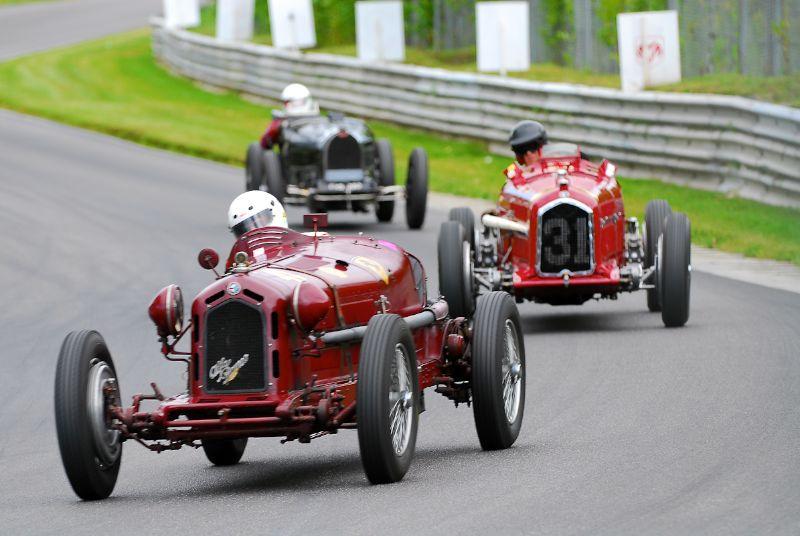 1933 Alfa Romeo Monza - Peter Greenfield.