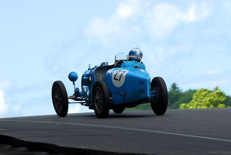 1927 Bugatti Type 35B - Richard Longes.