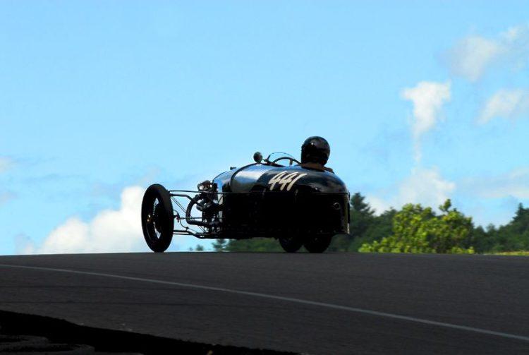1931 Morgan Super Aero- Jeff Jacobson.