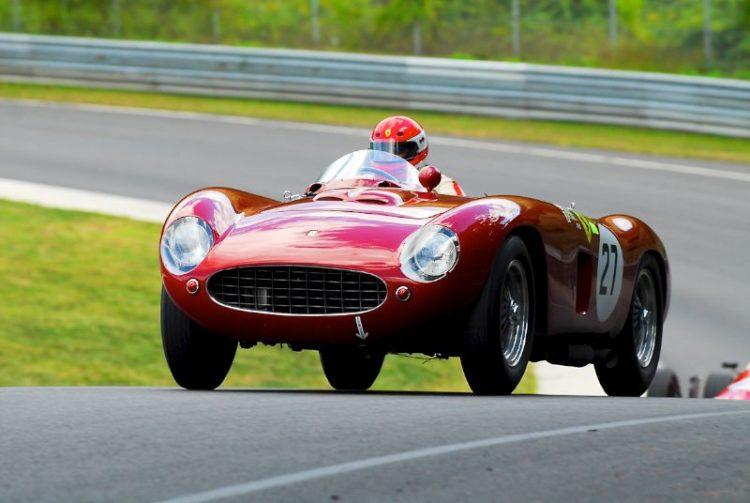 1955 Ferrari 750 Monza - U. Daniel Ghose.