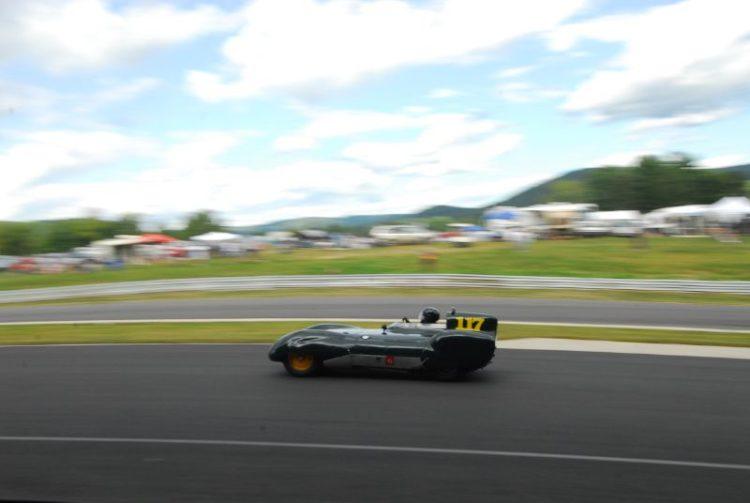 1958 Lotus 11 - Dick Fryberger.