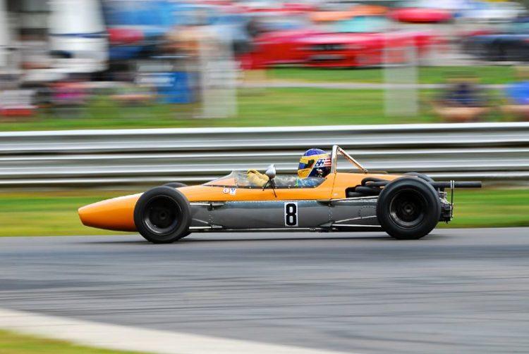 1967 McLaren Mk4A - Duncan Dayton.