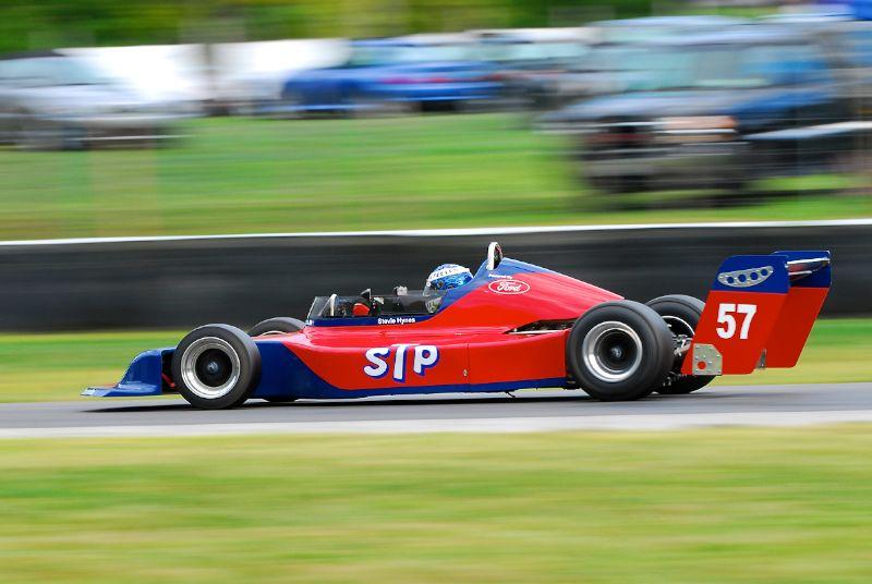 1978 March 78B Formula Atlantic- Steve Hynes.