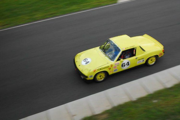 1974 Porsche 914- Mark Wagner.