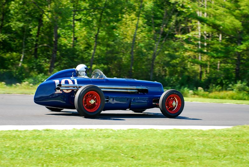 1938 Sparks-Thorne Engineering Special - Joe Freeman Collection.