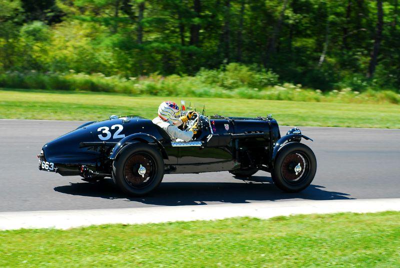 1938 Aston Martin 2 Liter- Rob Burt.