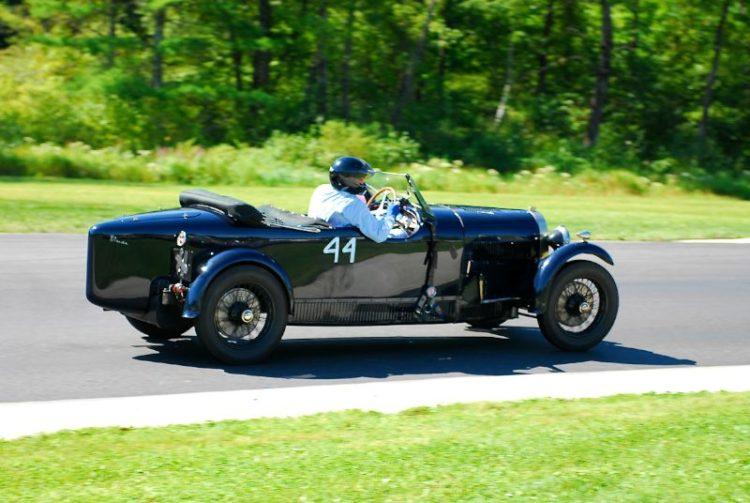 1928 Bugatti Type 44.