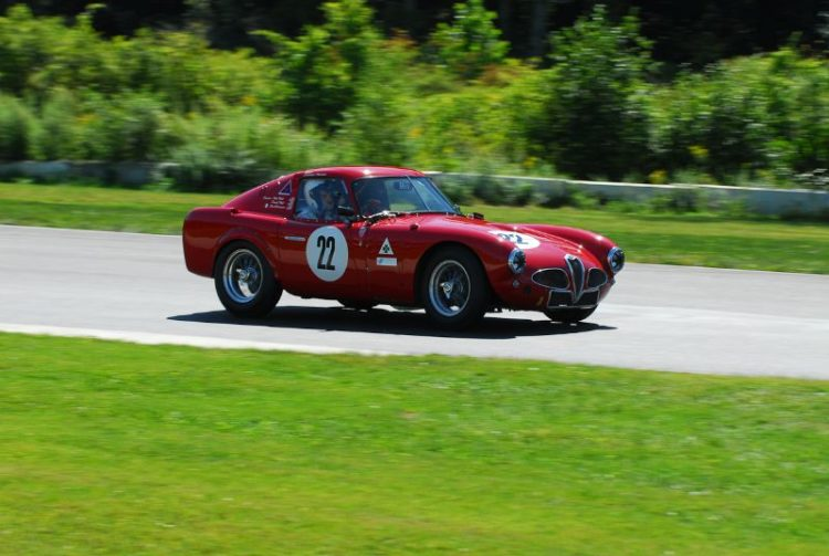 1953 Alf Romeo CM3.5 - Joe Colasacco.