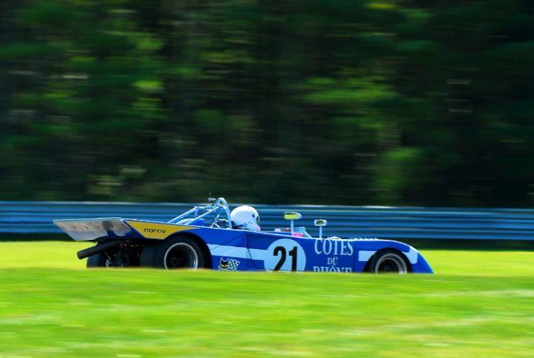 1973 Chevron B23 - Nick Incantalupo.