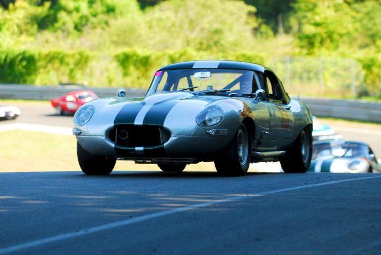 1965 Jaguar XKE - Wilson Wright.